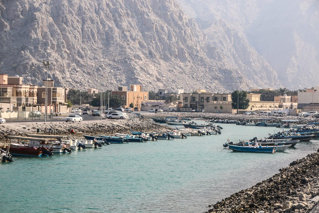 How to travel to Khasab Oman by ferry