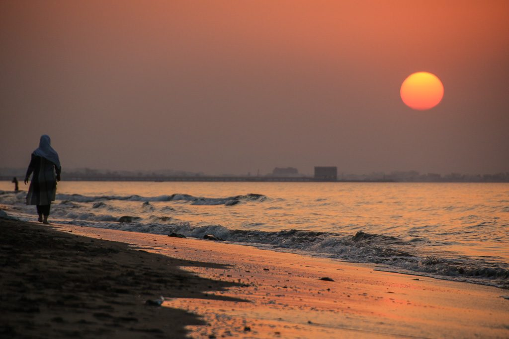 Exploring The Coastline Of Muscat Oman