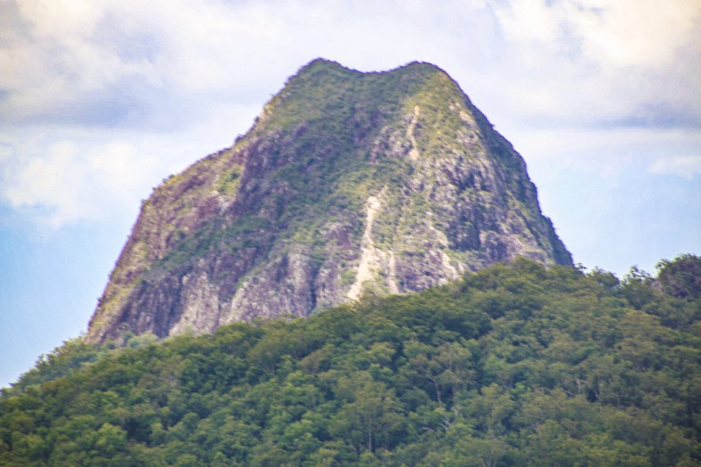 The Glass House Mountains