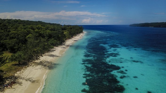 Jaco Island: East Timor's Deserted Island Paradise