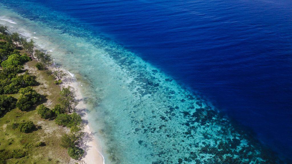 Jaco Island East Timor