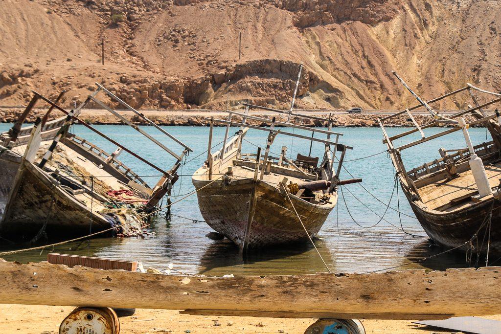 Travel To Sur Oman