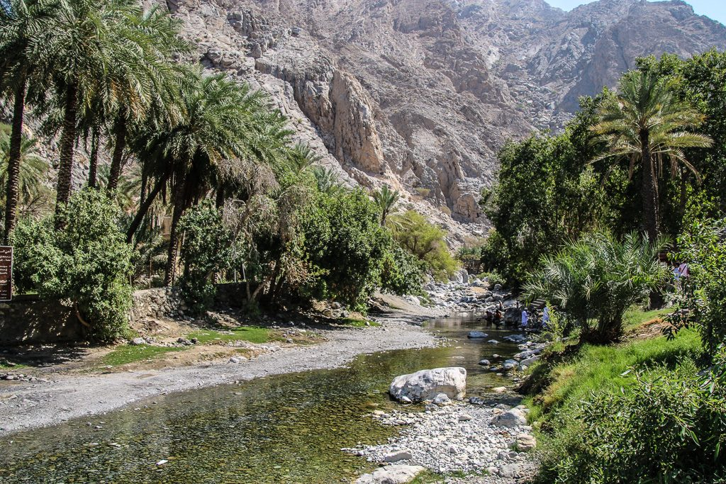 Nakhal Fort And Hot Springs Oman