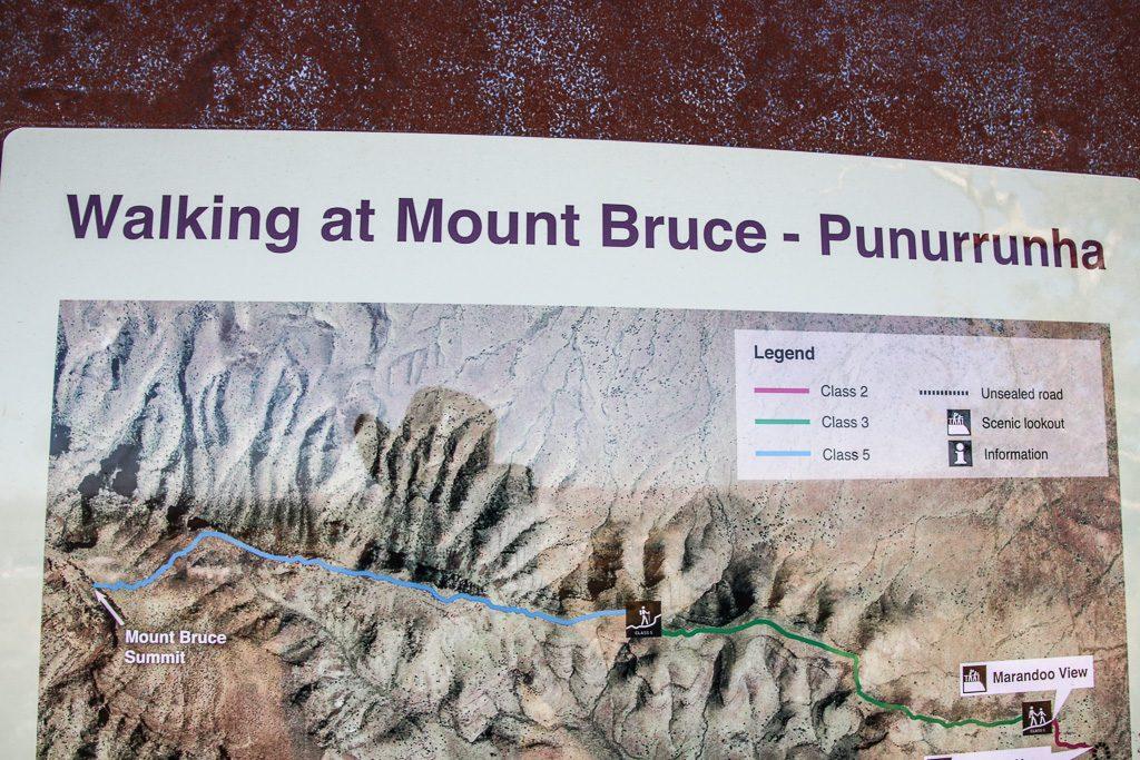 Mount Bruce Walking Trails Karijini