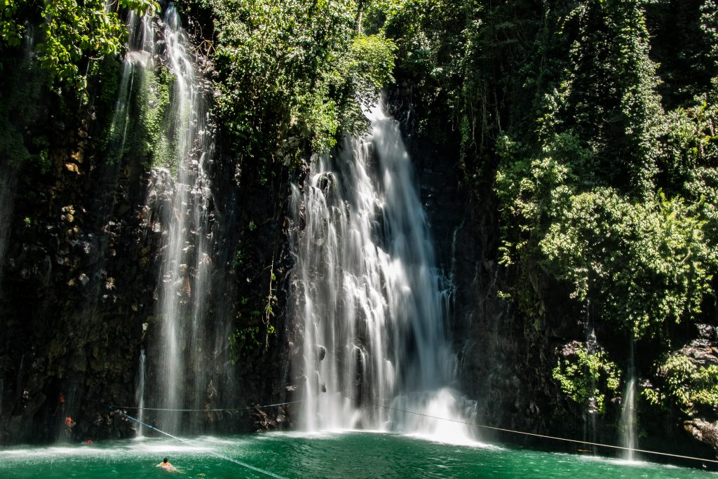 Tinago Falls - The Craziest Waterfall in Mindanao - Travel Tramp