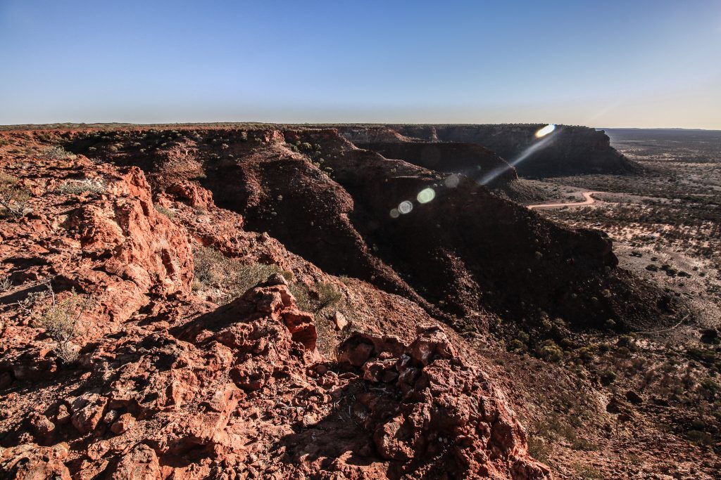 The Kennedy Range: Unknown Landscapes In The Aussie Outback