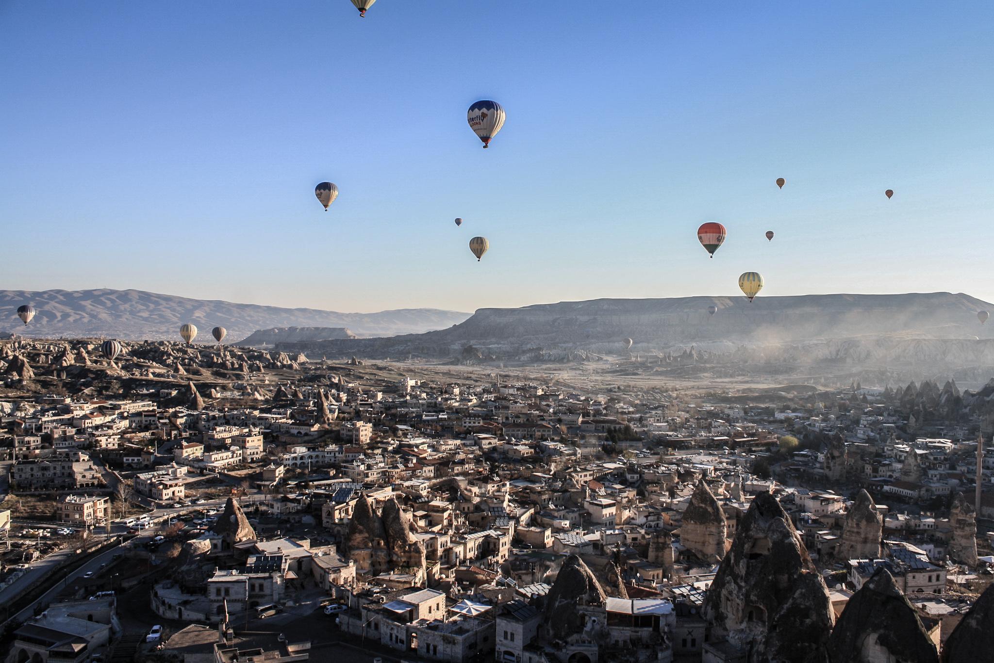 483b6822f6 Five Wonders of Turkey Not to be Missed