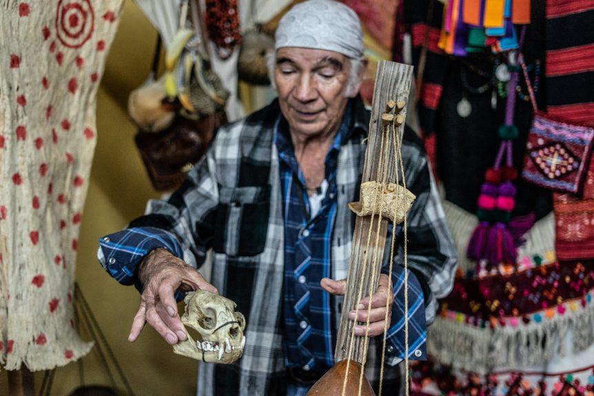Sergio Castro The Healer