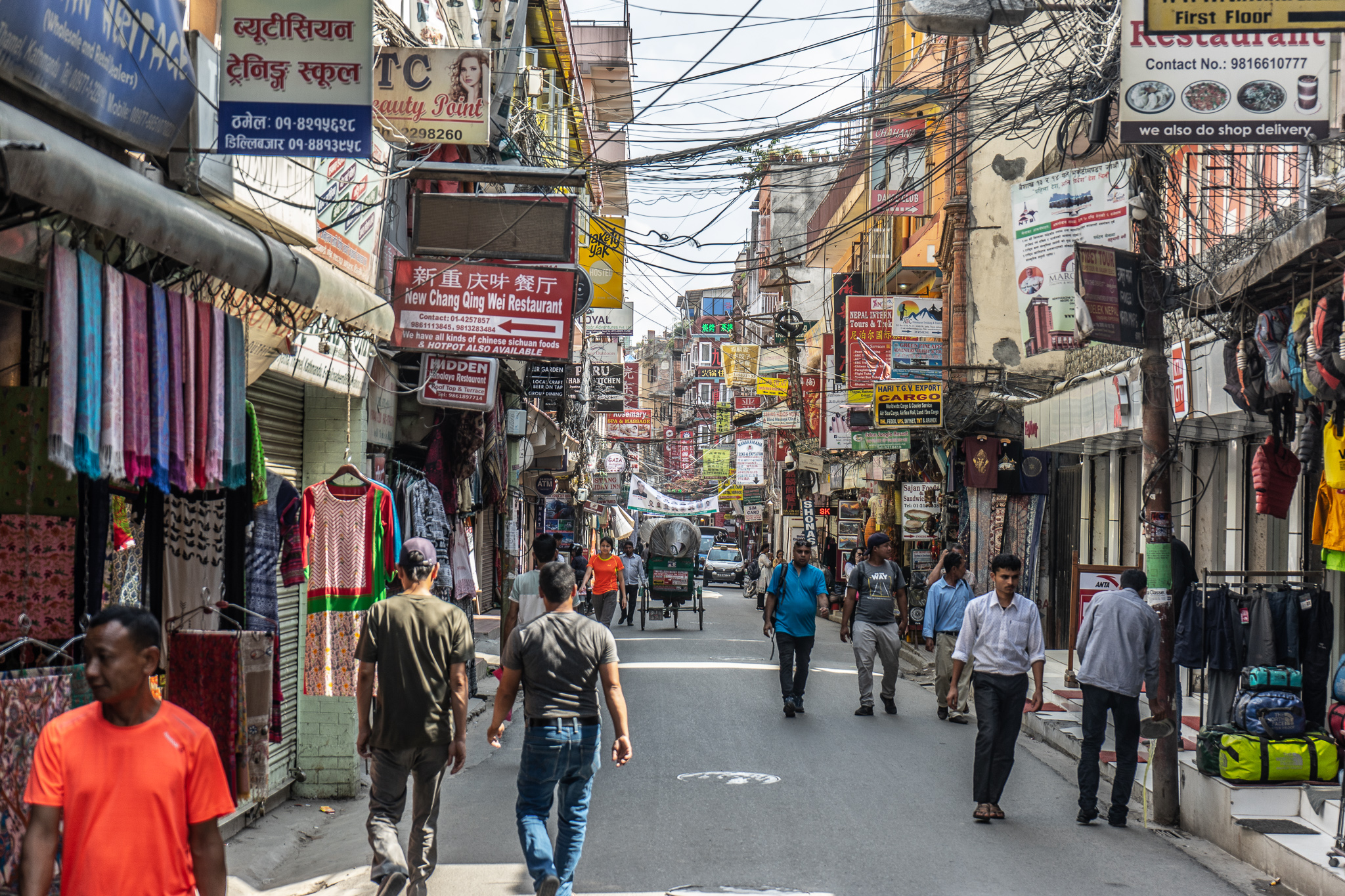 The Best Places to Visit in Kathmandu!